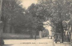 Ornaisons Avenue De Luc - Ornaisons