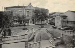 Bizanet Hotel De Ville Et Poste - Bizanet