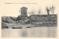 Castelnau Le Bac Sur L'Aude Entre La Redorte Et Castelnau - La Redorte