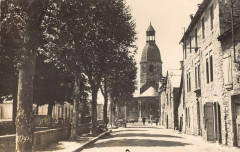 Saint Saturnin De Lenne Avenue De La Gare - Saint-Saturnin-de-Lenne