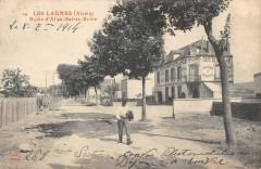 Les Laumes Route D'Alise Sainte Reine - Alise-Sainte-Reine