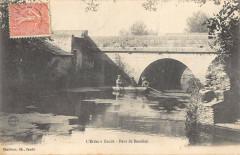 L'Erdre A Cande Pont De Beaulieu - Candé