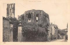 Alet Les Bains Ruines De L'Eveche Abside - Alet-les-Bains