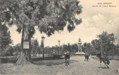 Gannat Entree Du Jardin Delarue - Gannat