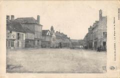 Vic Sur Aisne Place De La Mairie - Vic-sur-Aisne