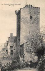 Ruines Du Chateau De Mouret - Mouret