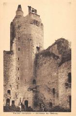 Najac Interieur Du Chateau - Najac