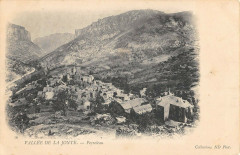 Vallee De La Jonte Peyreleau - Peyreleau