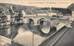 Espalion Entre Deux Ponts - Espalion