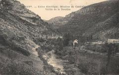 Nant Usine Electrique Moulins De Cantorbe Vallee Dourbie - Nant