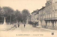 Saint Affrique Avenue De Vabres - Saint-Affrique