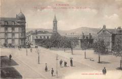 Decazeville Hotel De France Et Eglise - Decazeville