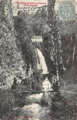Salles La Source Petite Cascade - Salles-la-Source