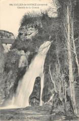 Salles La Source Cascade De La Crouzu - Salles-la-Source