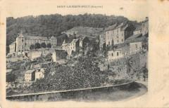 Saint Laurent D'Olt - Saint-Laurent-d'Olt