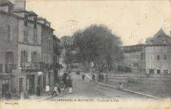 Villefranche De Rouergue Entree De La Ville - Villefranche-de-Rouergue