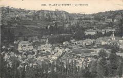 Salles La Source Vue Generale - Salles-la-Source