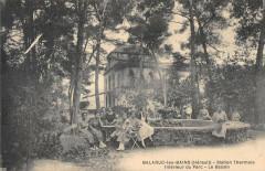 Balaruc Les Bains Interieur Du Parc Le Bassin - Balaruc-les-Bains