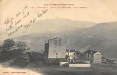 Montbolo Pres Amelie Les Bains Vue Generale - Montbolo