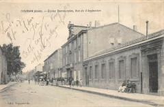 Coursan Ecoles Communales Rue Du 4 Septembre - Coursan