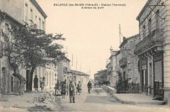 Balaruc Les Bains Avenue Du Port - Balaruc-les-Bains