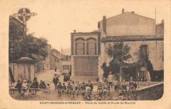Saint Georges D'Orques Place Du Jubile Et Route De Murviel - Saint-Georges-d'Orques