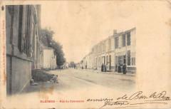 Blesmes La Rue Du Commerce - Blesmes