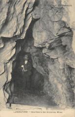 Largentiere Une Galerie Des Anciennes Mines (cpa rare - Largentière