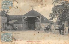 Lesmont Les Halles - Lesmont