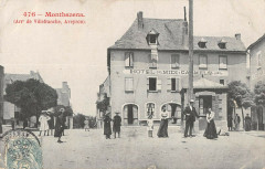 Montbazens Arrondissement De Villefranche - Montbazens