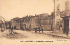 Saint Cannat Place Du Bailli De Suffren - Saint-Cannat