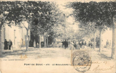 Port De Bouc Le Boulevard - Port-de-Bouc