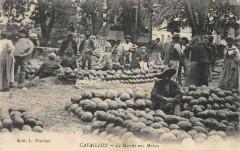 Cavaillon Le Marche Aux Melons - Cavaillon