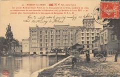 Nogent Sur Seine Les Grands Moulin Sassot Freres - Nogent-sur-Seine