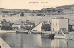 Saint Chamas Vue Du Port - Saint-Chamas