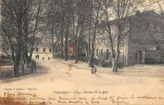 Meyrargues Avenue De La Gare - Meyrargues