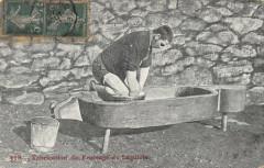 Fabrication Du Fromage De Laguiole - Laguiole