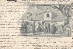 La Danse De La Bourree Canton De Mur De Barrez - Mur-de-Barrez