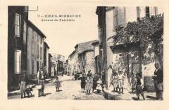 Rieux Minervois Avenue De Puicheric - Puichéric