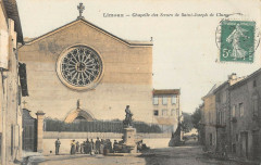 Limoux Chapelle Des Soeurs De Saint Joseph De Cluny - Limoux