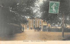 Limoux Gare Et Avenue De La Gare - Limoux