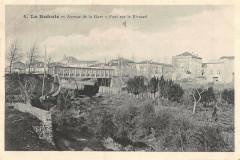 La Redorte Avenue De La Gare Pont Sur Le Rivassel - La Redorte