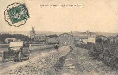 Siran Avenue D'Azille - Siran