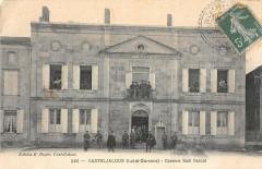 Casteljaloux Caserne Sadi Carnot - Casteljaloux