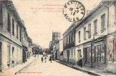 Castelsarrasin Faubourg De Garonne Ou Avenue De Gascogne - Castelsarrasin