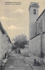 Sorgues Quartier De L'Eglise - Sorgues
