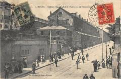 Limoges Usine Haviland Sortie Des Ouvriers 87 Limoges