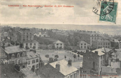 Limoges Vue Panoramique Quartier Du 21e Chasseurs 87 Limoges