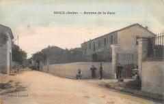 Moux Avenue De La Gare - Moux