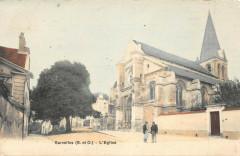 Sarcelles L'Eglise - Sarcelles